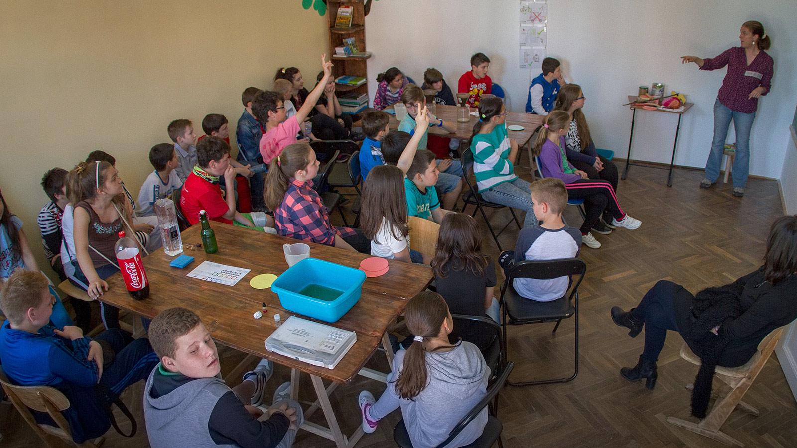 schubz school